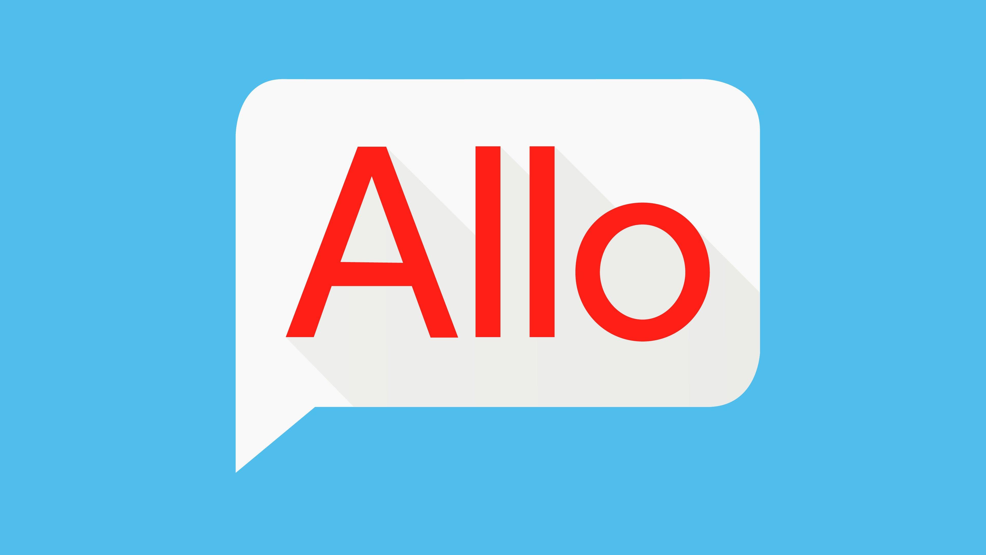 پیام رسان Allo