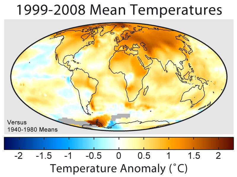 گرمایش جهانی چیست؟