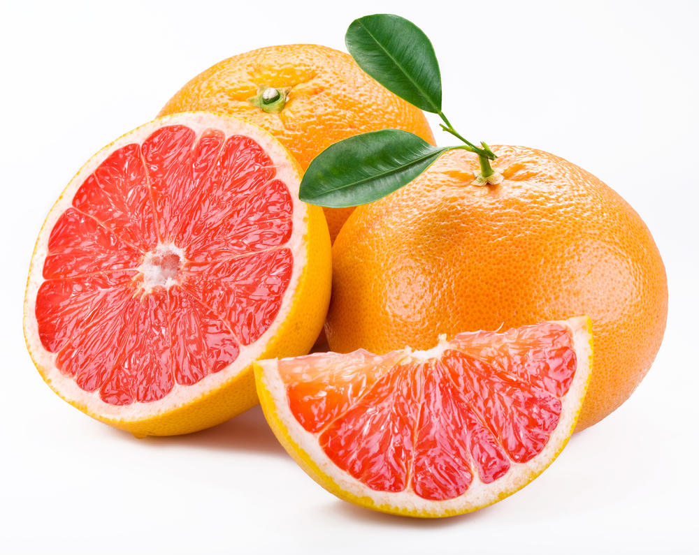 خواص دارویی گريپ فروت : Grapefruitrapefruit
