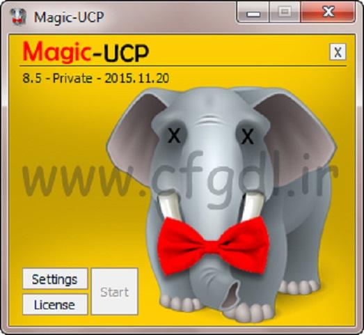 دانلود Magic UCP 8.5 برای کانتر استریک 1.6