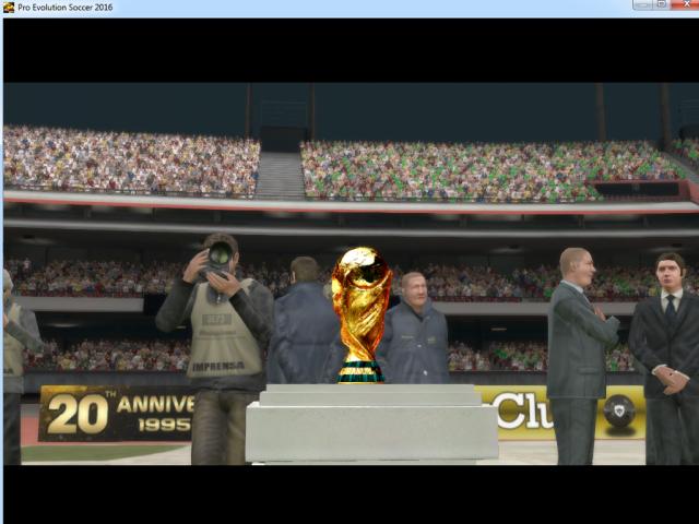 دانلود کاپ جام جهانی برای pes 2016 , 2017
