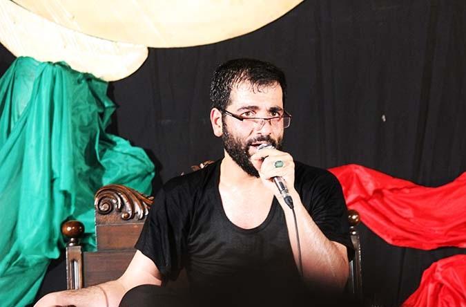 دانلود مداحی حاج حسین سیب سرخی در شب دوم محرم95