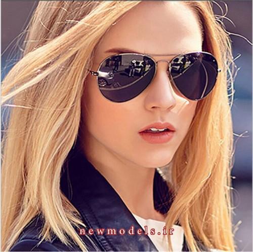 مدل عینک دودی دخترانه