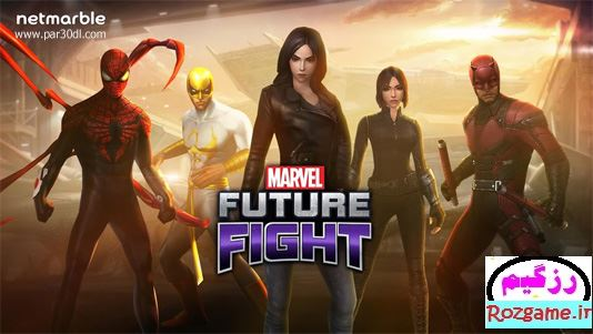 دانلود بازی MARVEL Future Fight 2.6.0 قهرمانان مارول اندروید