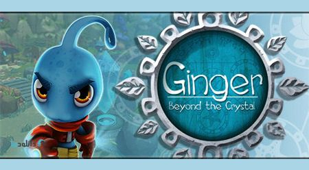 دانلود بازی Ginger Beyond the Crystal