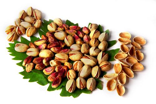 پسته گونهای گیاه است[۱]که در کشورهایی مثل ایران، سوریه، ترکمنستان و غرب افغانستان رشد میکند.