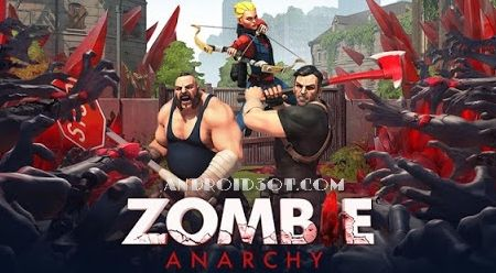 دانلود Zombie Anarchy 1.0.9e بازی هرج و مرج زامبی اندروید