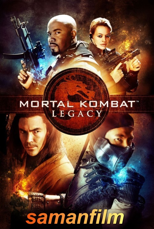 دانلود سریال Mortal Kombat Legacy دوبله فارسی