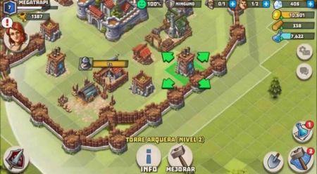 دانلود Lords & Castles 1.38 بازی پادشاهان و قلعه ها