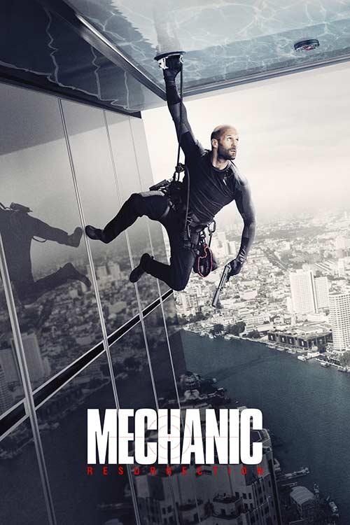دانلود فیلم Mechanic: Resurrection 2016 با لینک مستقیم