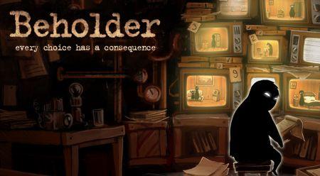 دانلود بازی Beholder برای PC
