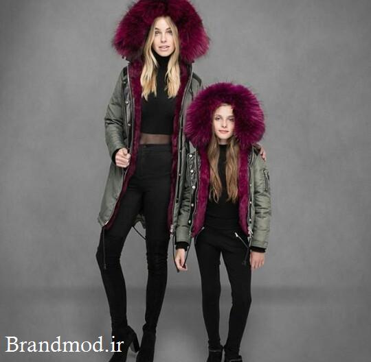 جدیدترین مدل های ست مادر و دختر