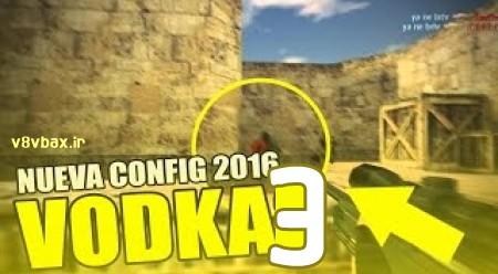 دانلود کانفیگ جدید VODKA3