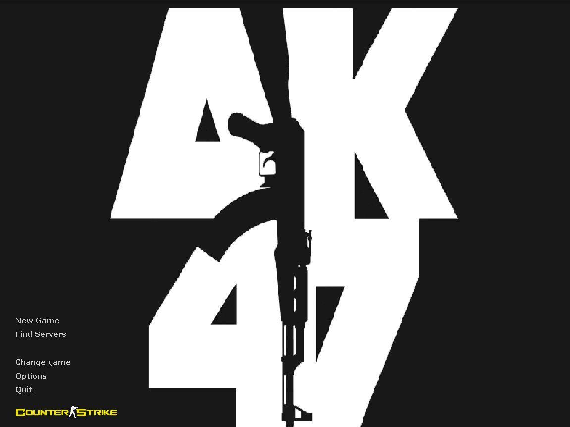 دانلود بک گراند AK47 Background برای کانتر استریک 1.6
