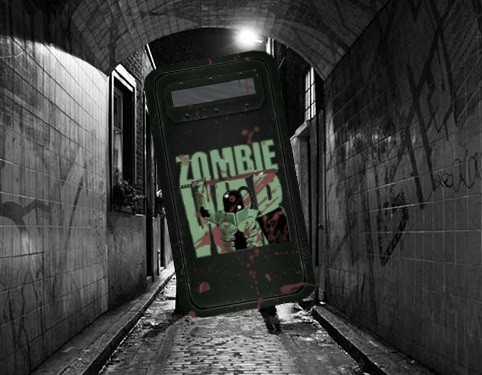 دانلود اسکین سپر Zombie War برای کانتر استریک 1.6