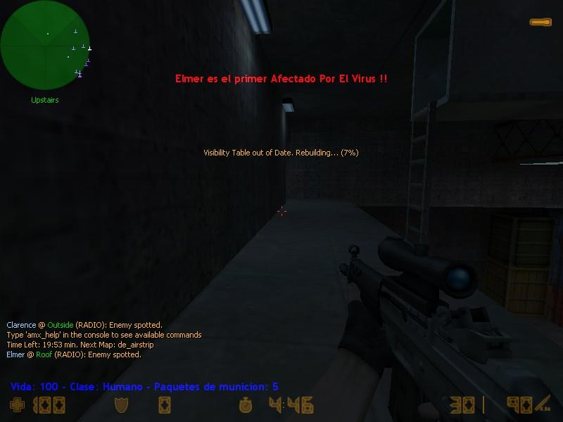 دانلود جدیدترین مد زانبی برای کانتر استریک 1.6 (Zombie Plague 9.5)
