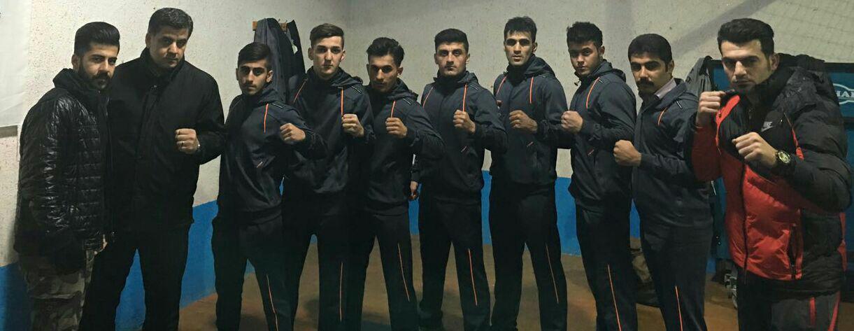 اعزام دانشجویان پسر دانشگاه آزاد اسلامی واحد بوکان به مسابقات وشو قهرمانی دانشجویان دانشگاههای آز