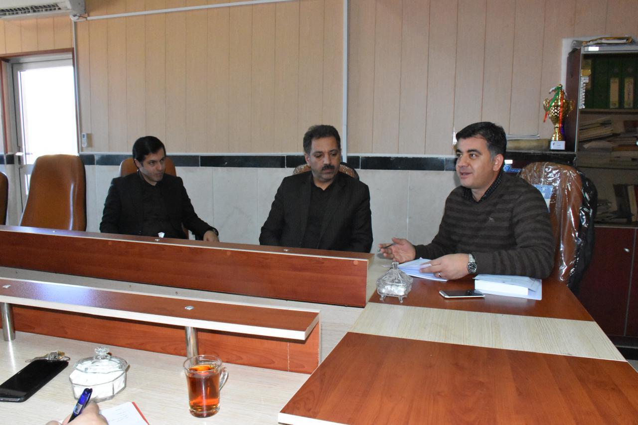 سی و سومین جلسه شورای پژوهش و فناوری دانشگاه آزاد اسلامی واحد بوکان با محوریت هماهنگی هفته پژوهش در