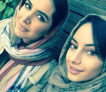 تصاویرجدیدی از چهره های مشهور در شبکه های اجتماعی