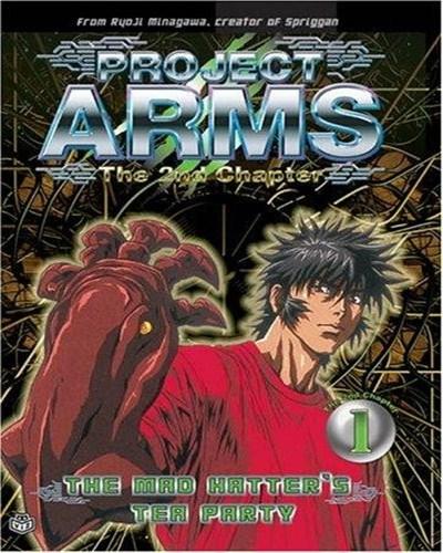 دانلود انیمه Project ARMS: The 2nd Chapter با لینک مستقیم