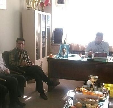 جلسه ی شورای دبیران در آذر ماه 95 برگزار شد.