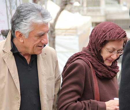 تصاویر بازیگران و هنرمندان معروف ایرانی به همراه همسرانشان-لرپاتوق
