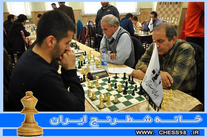 هفته نهم مسابقات لیگ برتر شطرنج آذربایجان برگزار شد+نتایج