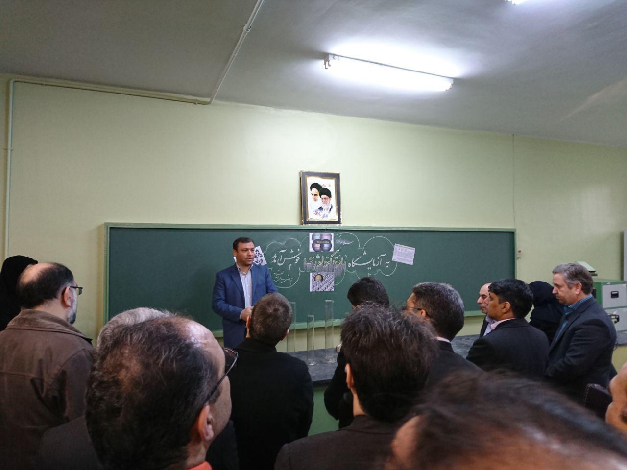 جلسه ی مدیران متوسطه دوره ی اول ،دوم و هنرستان ها در پژوهش سرای اندیشه برگزار شد.