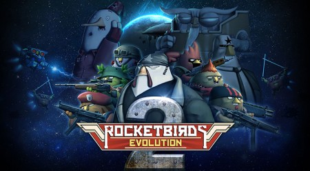دانلود بازی Rocketbirds 2 Evolution