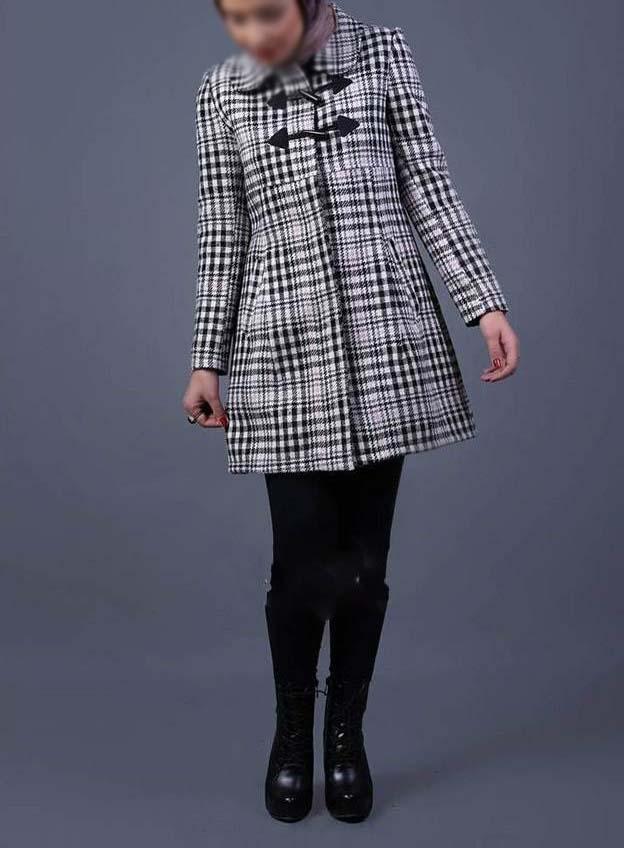 مدل های پالتو شیک دخترانه  جدید