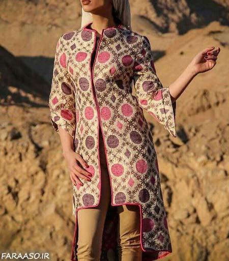 مدل مانتوهای دخترانه ایرانی