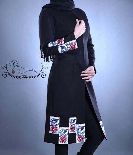 مدل مانتوهای دخترانه ایرانی 96