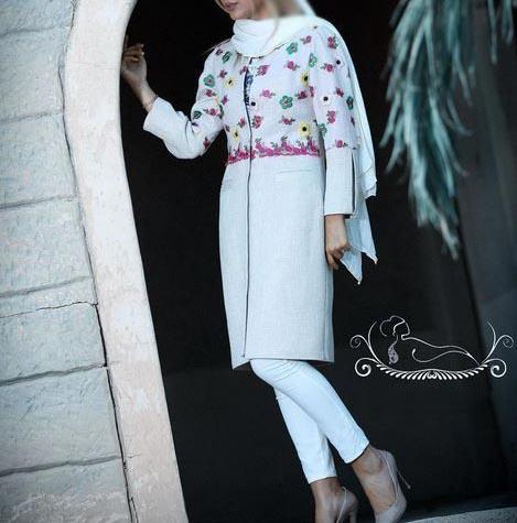 مدلهای مانتو برای عید امسال,