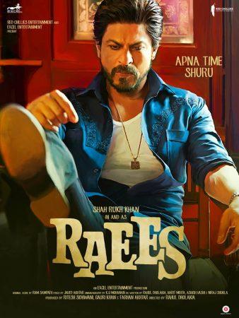 دانلود فیلم هندی Raees 2017