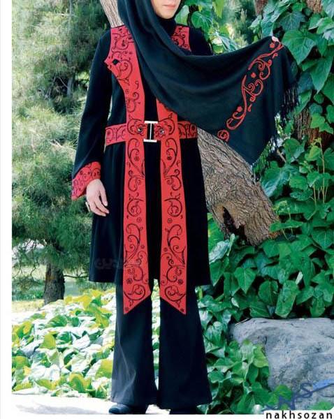 مدل مانتو شب عید 96