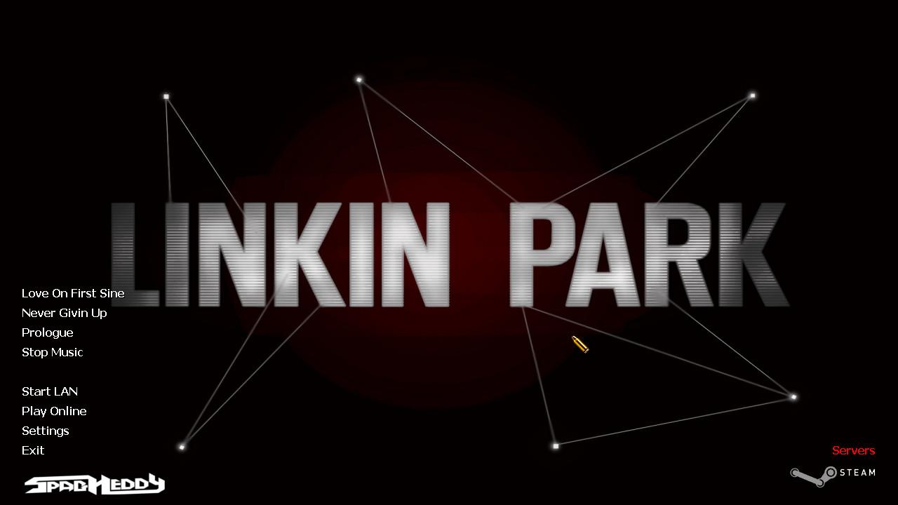 دانلود بک گراند Linkin Park برای کانتر استریک (جدید)