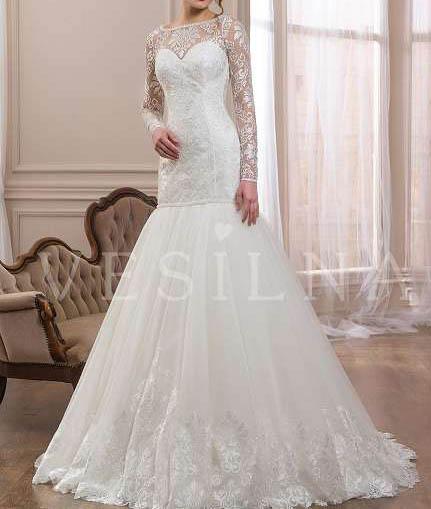 مدلهای جدید لباس عروس دانتل