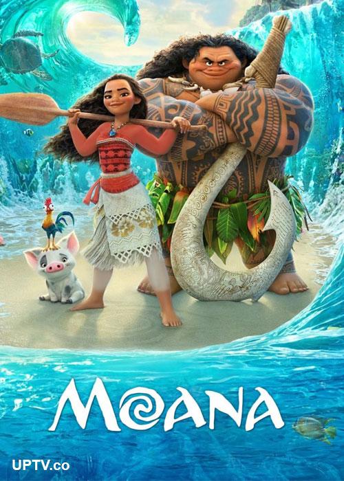 دانلود انیمیشن موانا Moana 2016