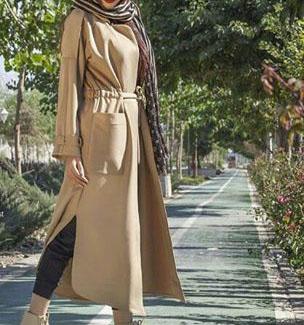 مدل مانتو دخترانه برای عید 96,