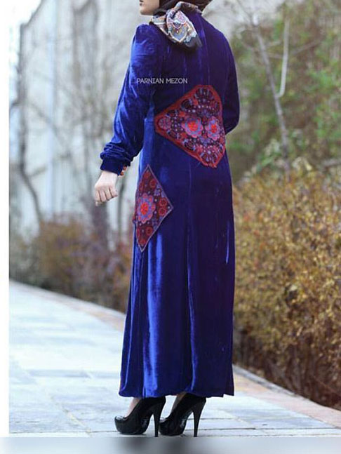 مدل مانتو دخترانه عید۹6,
