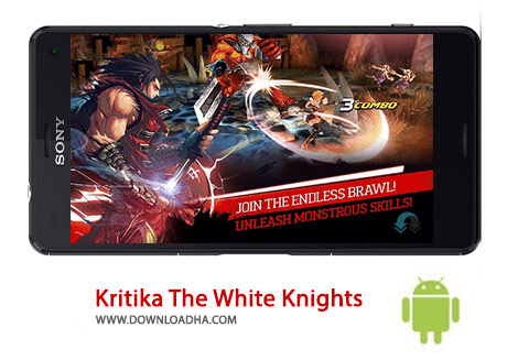 دانلود بازی Kritika The White Knights 2.34.3