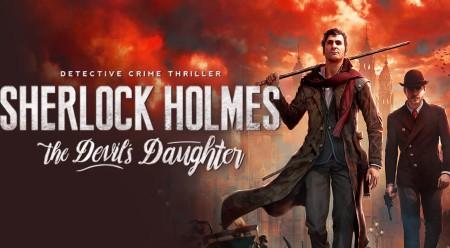 دانلود بازی Sherlock Holmes The Devils Daughter-CPY