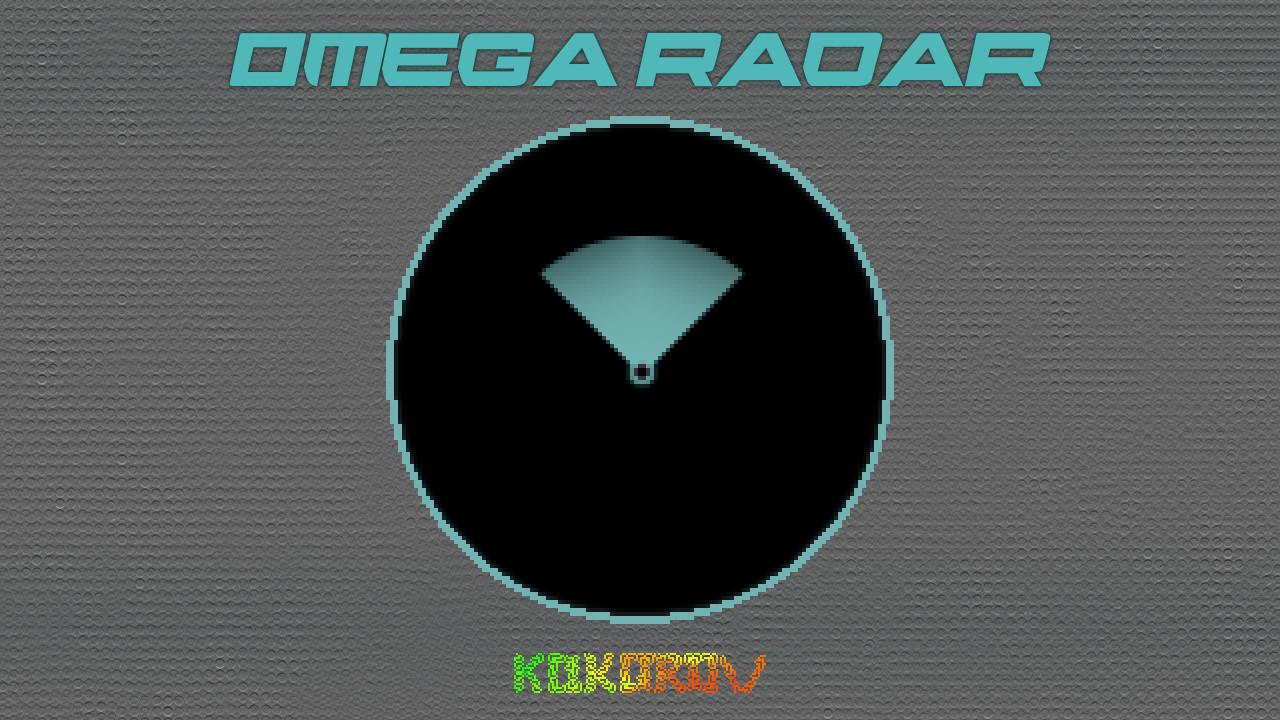دانلود راهدار Omega Radar برای کانتر استریک 1.6