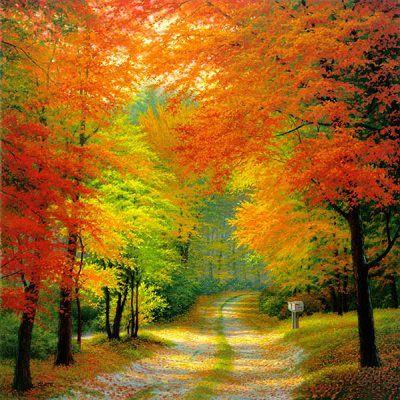 انشا در مورد فصل پاییز بنویسید