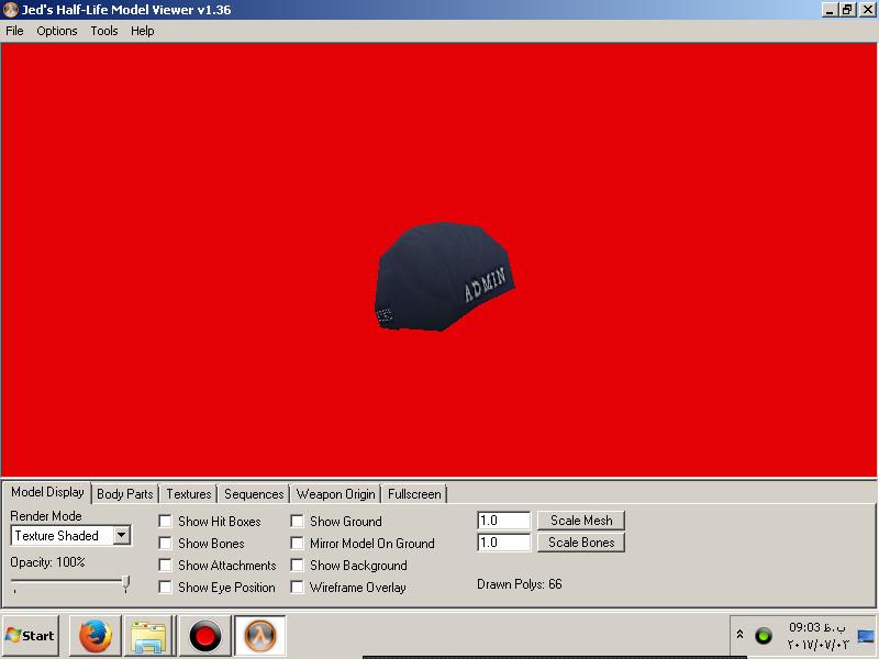 دانلود پلاگین کلاه خود AdmiN Mark برای کانتر استریک 1.6