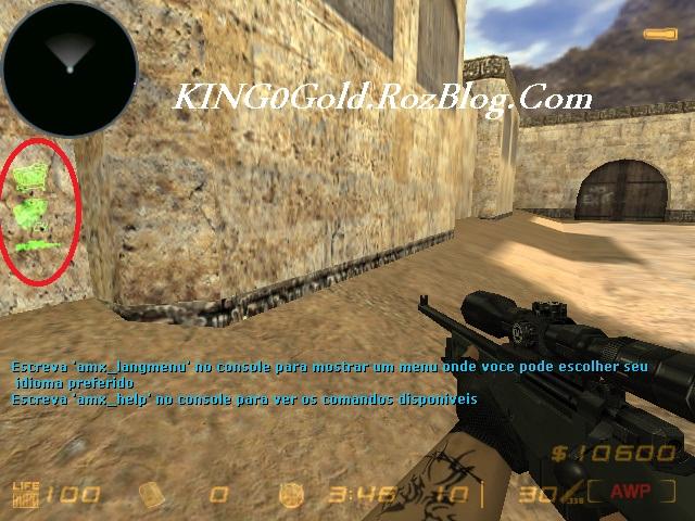 دانلود پلاگین Weapon Icon برای کانتر استریک 1.6