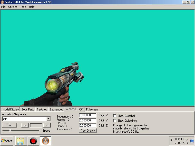 دانلود اکسترا ایتم هومن Extra Cyclone برای کانتر استریک 1.6 زامبی