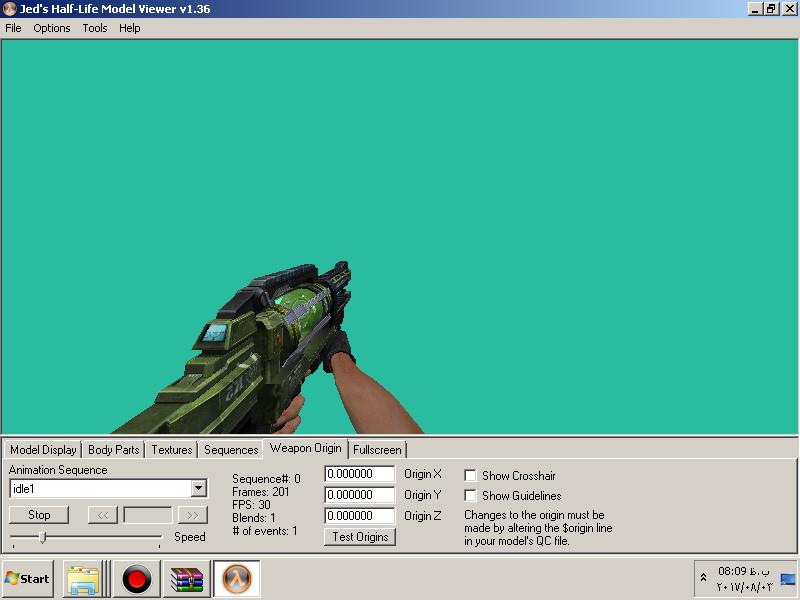 دانلود اکسترا ایتم هومن Extra Plazmagun برای کانتر استریک 1.6 زامبی