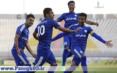 خلاصه و نتیجه بازی استقلال خوزستان و لخویا قطر سه شنبه 24 اسفند 95