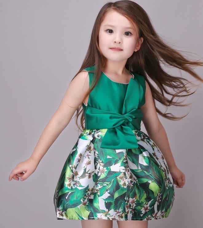 مدل لباس دختربچه بهار96,